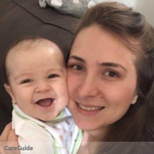 Canadian Nanny Provider Gabriela F's Profile Picture
