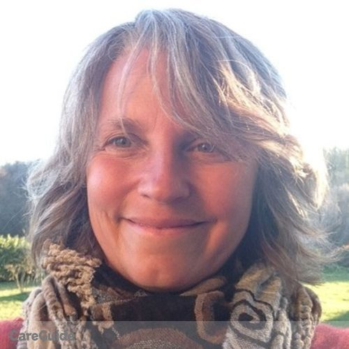 House Sitter Provider Gabriele Kirschner's Profile Picture