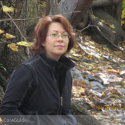 Canadian Nanny Provider Ala Bacalov's Profile Picture
