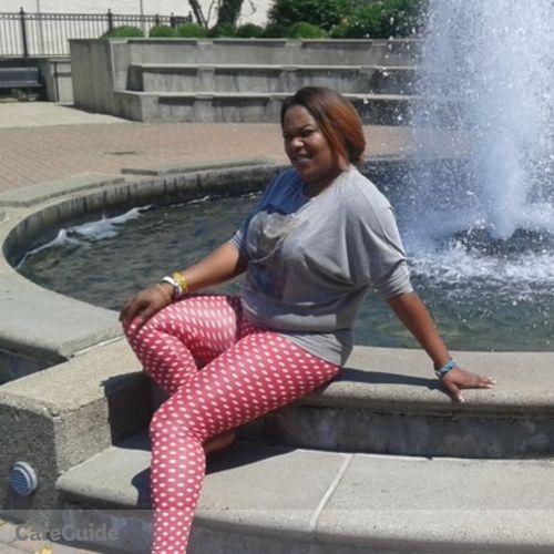 Elder Care Provider Amelia Okafor's Profile Picture