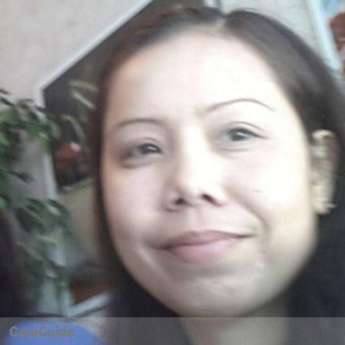 Canadian Nanny Provider Ma. Lea Hagapi's Profile Picture