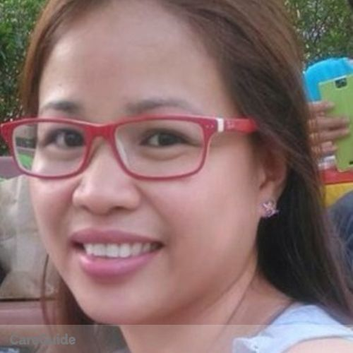 Canadian Nanny Provider Weng Batario's Profile Picture