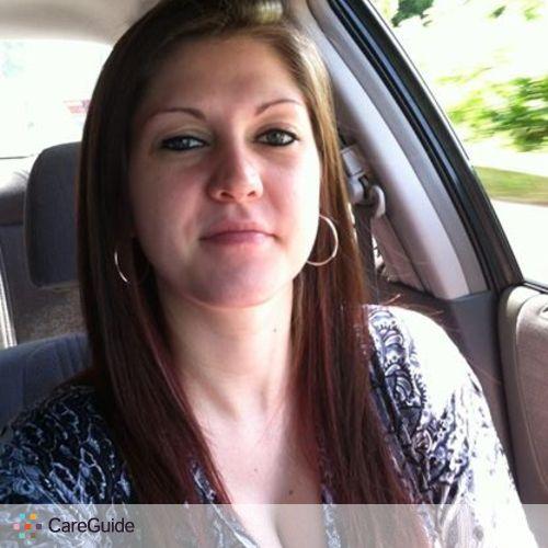 Child Care Provider Samantha C's Profile Picture