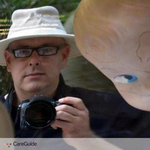 Writer Provider Paul Bogan's Profile Picture