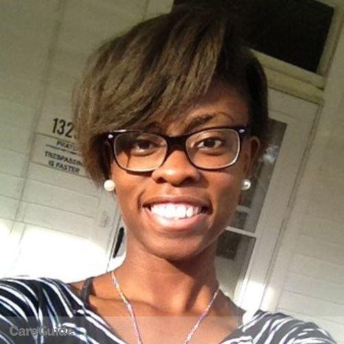 Child Care Provider Tahlia Dunlap's Profile Picture