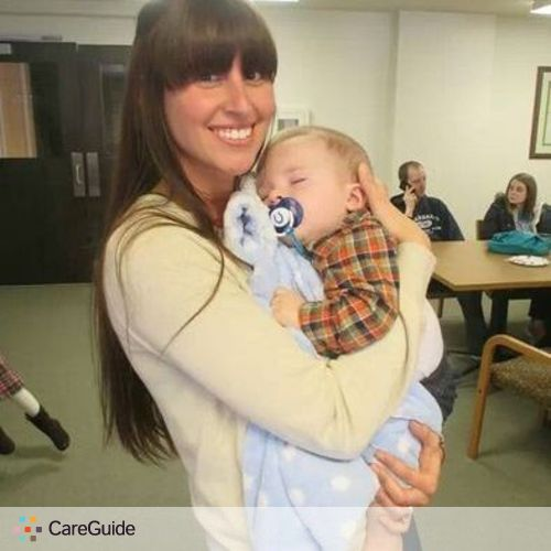 Child Care Provider Lindsey Marlow's Profile Picture