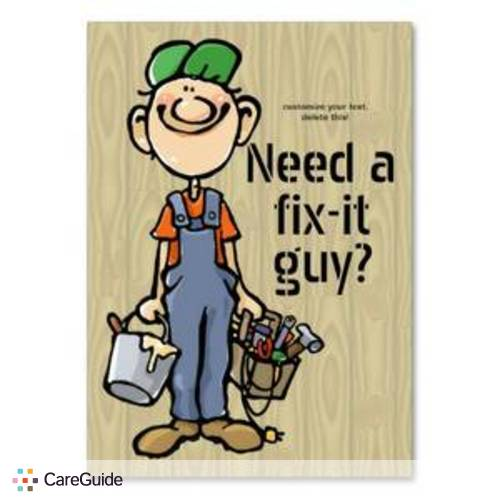 Handyman Provider Michael Cagliostro's Profile Picture