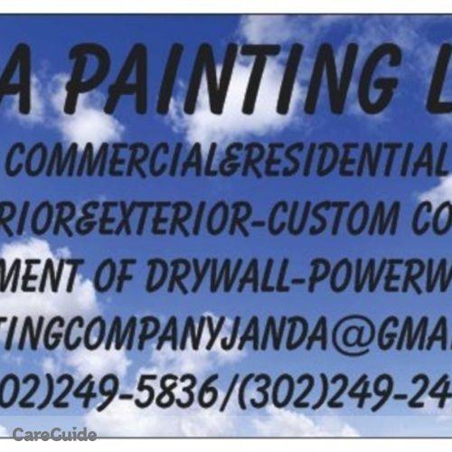 Painter Provider Jose A's Profile Picture