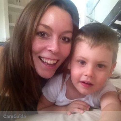 Canadian Nanny Provider Mackenzie M's Profile Picture