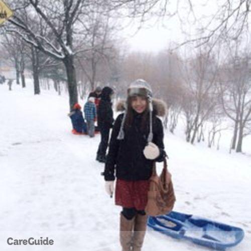 Canadian Nanny Provider Shiela Mae C's Profile Picture