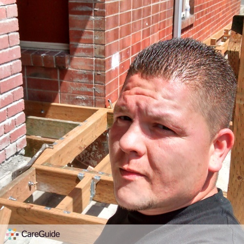 Handyman Provider Rich Sarmiento's Profile Picture