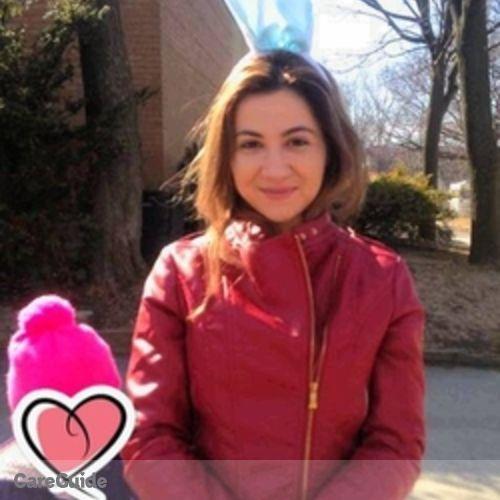 Canadian Nanny Provider Josephine R's Profile Picture