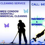 Couple Cleaning Service HOMES/CONDOS/COMMERCIAL/RESIDENTIAL CLEANING-