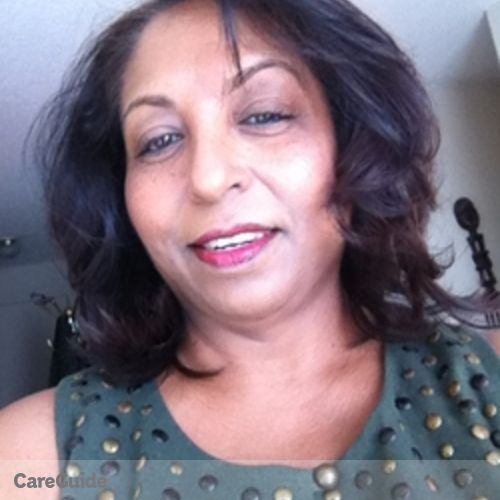 Canadian Nanny Provider Jassodra Rampersad's Profile Picture