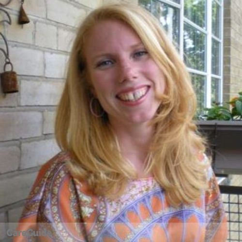 Canadian Nanny Provider Emily Tennant's Profile Picture