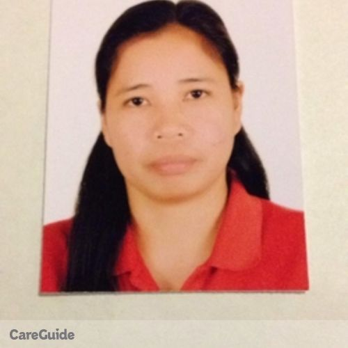 Canadian Nanny Provider Divina G's Profile Picture