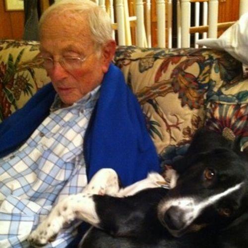 Elder Care Job Robert B's Profile Picture
