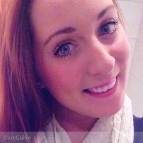 Canadian Nanny Provider Cassandra Duchesne's Profile Picture