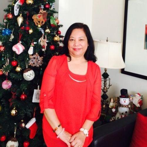 Canadian Nanny Provider Hermelinda T's Profile Picture