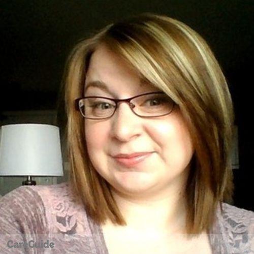 Canadian Nanny Provider Keshia Lavigne's Profile Picture