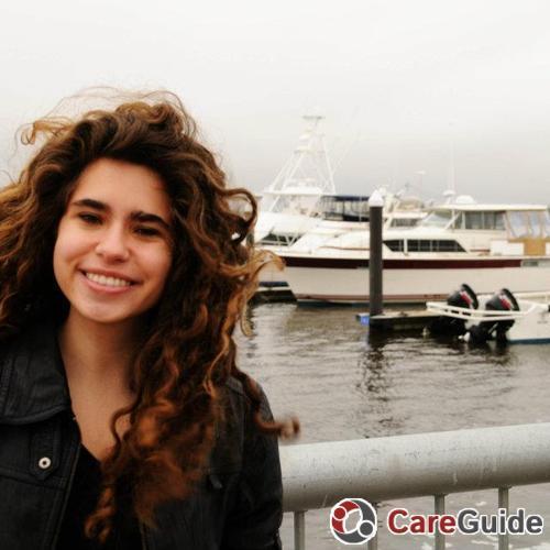 Child Care Provider Sydney Powell's Profile Picture