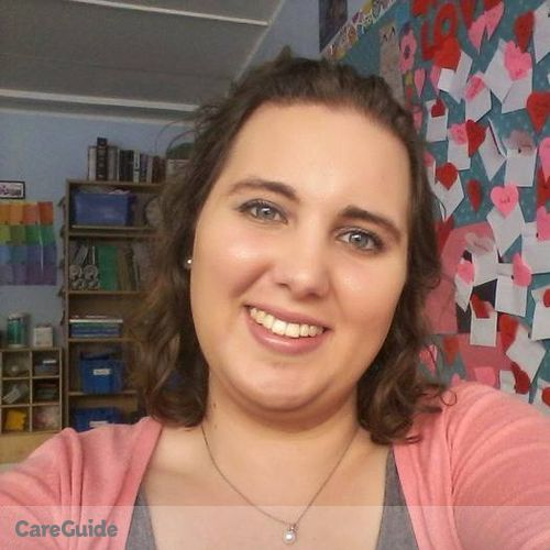 Canadian Nanny Provider Amber King's Profile Picture