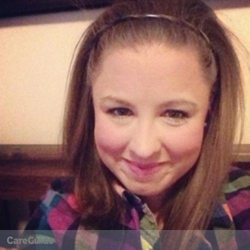 Canadian Nanny Provider Laura's Profile Picture