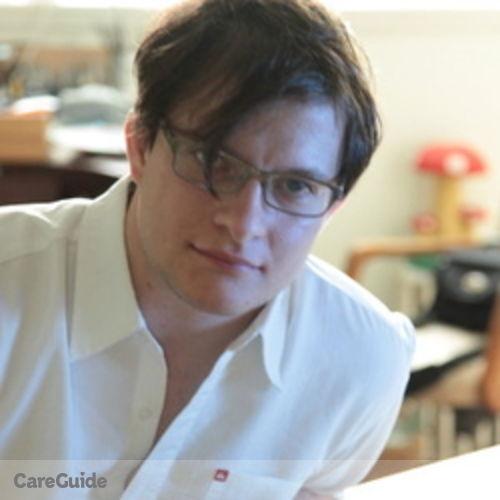 Canadian Nanny Provider Riccardo Carminati Galli's Profile Picture