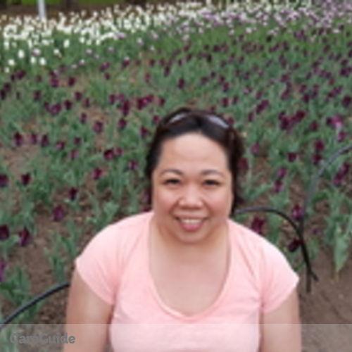 Canadian Nanny Provider Sheila Florentino's Profile Picture