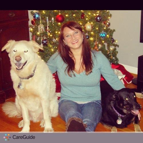 Pet Care Provider Heather Bowman's Profile Picture