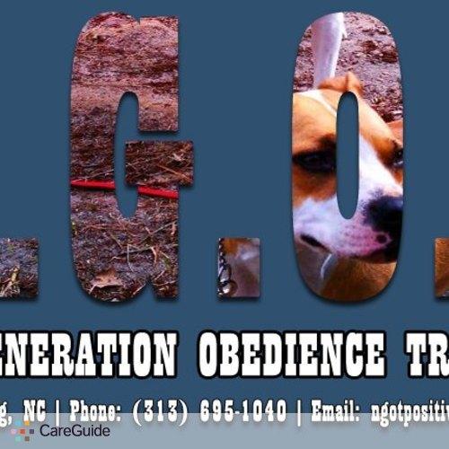 Pet Care Provider Taylor Mack's Profile Picture