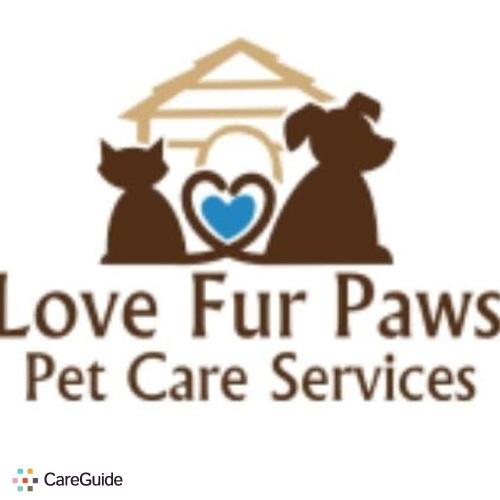 Pet Care Provider Ashlie Shay's Profile Picture