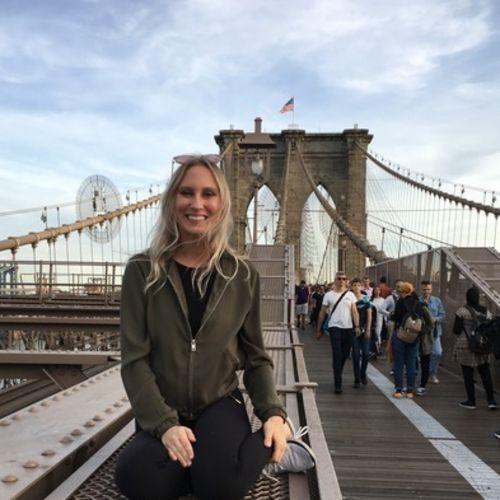 Canadian Nanny Provider Brooklyn T's Profile Picture