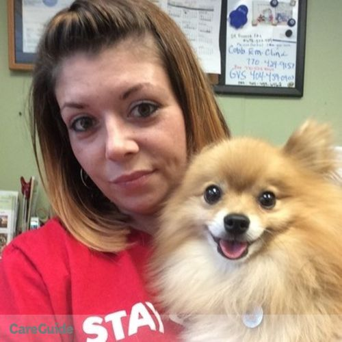 Pet Care Provider Shannon Serafin's Profile Picture