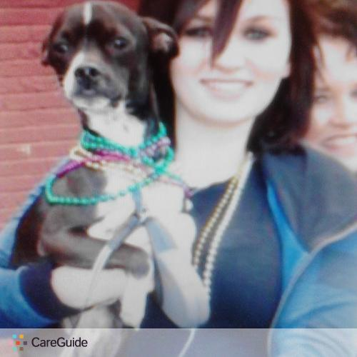 Pet Care Provider Chelsea Courvell's Profile Picture