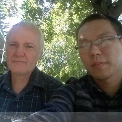 Elder Care Provider Nurlan I's Profile Picture