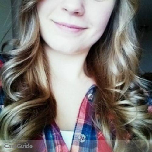 Canadian Nanny Provider Patrycja Wojdala's Profile Picture