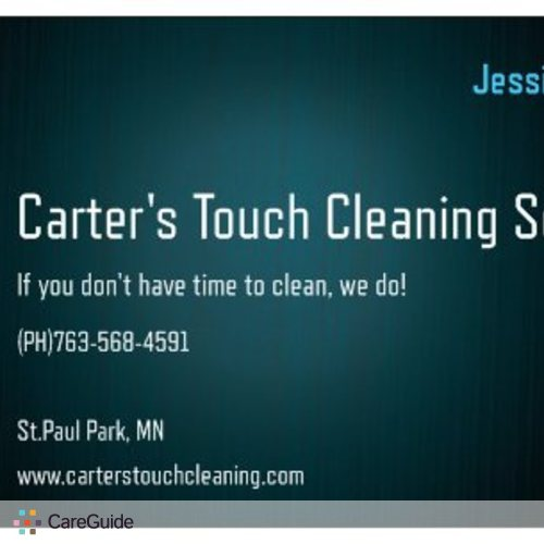 Housekeeper Provider Jessica Carter's Profile Picture