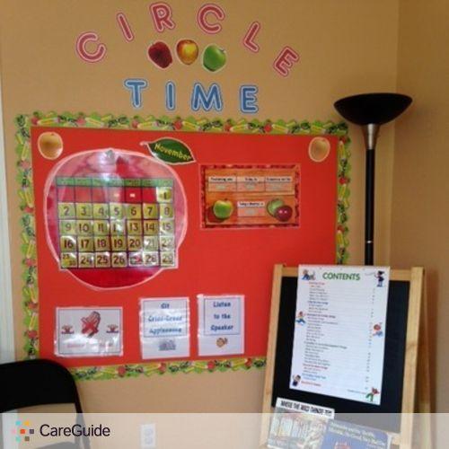 Child Care Provider Jessica McQuay's Profile Picture