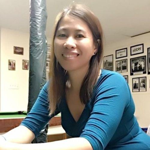 Canadian Nanny Provider Carmelita F's Profile Picture