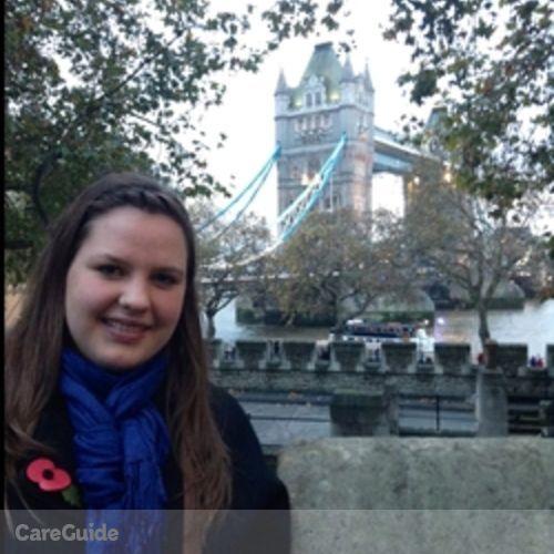 Canadian Nanny Provider Indigo Johnson's Profile Picture