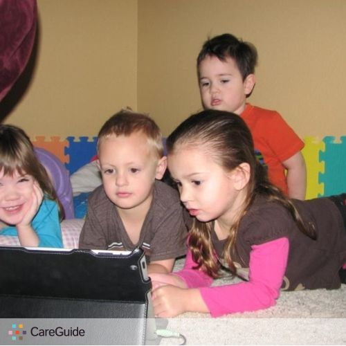 Child Care Provider Renee Ellis's Profile Picture