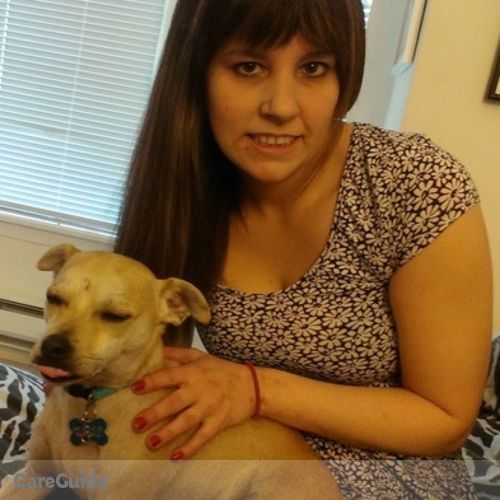 Pet Care Provider Christina Lu's Profile Picture