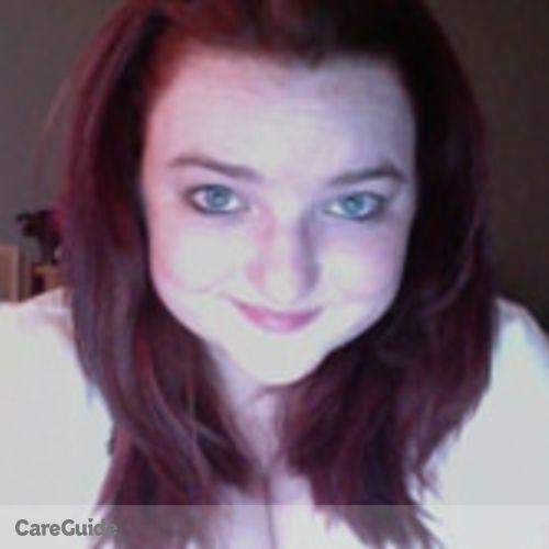 Canadian Nanny Provider Alexandra McCabe's Profile Picture