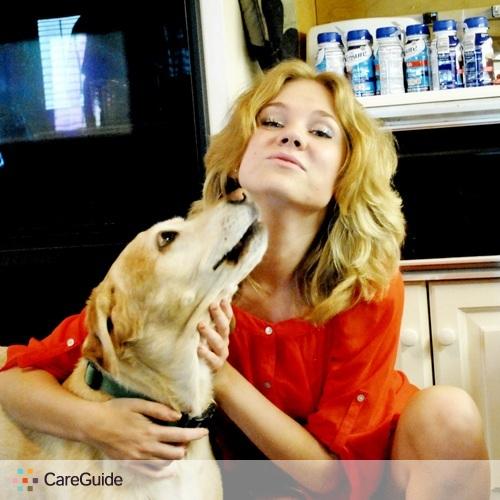 Pet Care Provider Anna Nikolskaia's Profile Picture