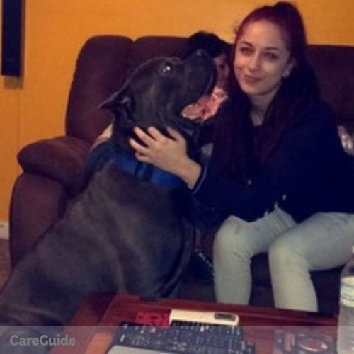 Pet Care Provider Stephanie Herrera's Profile Picture