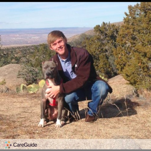 Pet Care Provider Brandon Cox's Profile Picture