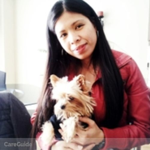 Canadian Nanny Provider Lilia Testa's Profile Picture