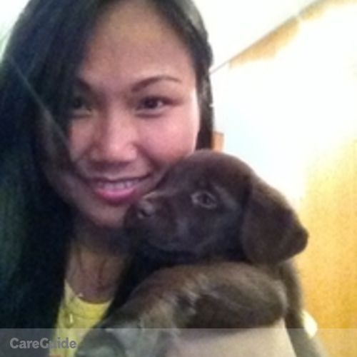 Canadian Nanny Provider Cherry Mae Buduan's Profile Picture