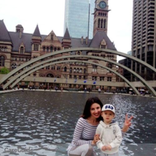 Canadian Nanny Provider Leila U's Profile Picture